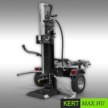 fahasító, tüzifahasító, rönkhasító, Kohler motor, hidraulikus fahasító,