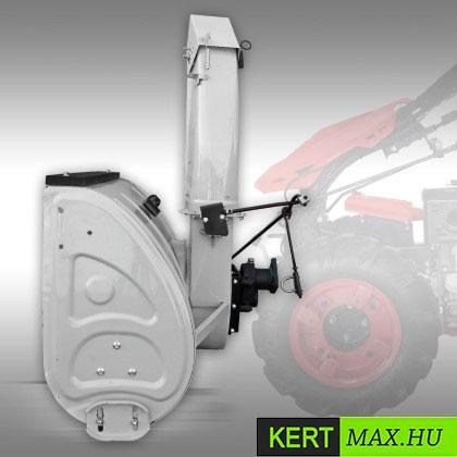 hómaró hótotló hóeke kultivátor adapter talajmaró hótárcsa sószóró adapter hómarógép